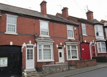 Thumbnail 3 bed terraced house to rent in Zoar Street, Lower Gornal
