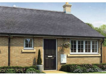 Thumbnail 2 bed terraced bungalow for sale in The Croft, Baston, Peterborough, Lincolnshire