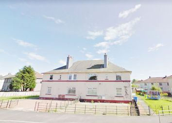Thumbnail 2 bed flat for sale in 50, Townend Street, Dalry KA244Ad