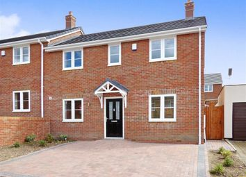 Thumbnail 3 bed semi-detached house for sale in Glover Street, Cannock, Staffordshire