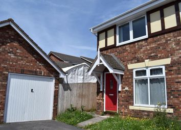 Thumbnail 3 bed semi-detached house for sale in Lanhydrock Close, Paignton, Devon