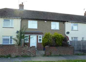 Thumbnail 3 bed terraced house for sale in Reedland Crescent, Faversham, Kent