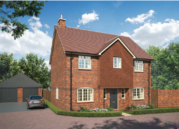 Thumbnail 4 bedroom detached house for sale in Chapel Drive, The Misbourne, Estone Grange, Aston Clinton