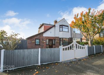 Thumbnail 4 bed semi-detached house for sale in Highbury Avenue, Fleetwood