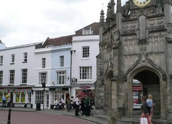 Thumbnail 2 bed flat to rent in West Street, Chichester