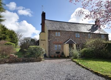 Thumbnail 3 bed cottage for sale in Appledore Cottages, Burlescombe, Tiverton, Devon