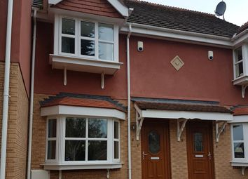 Thumbnail 3 bed terraced house for sale in Maes Ebberston Place, Rhos On Sea, Colwyn Bay