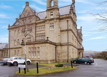 Thumbnail 2 bed flat for sale in Bramwell Way, Halifax