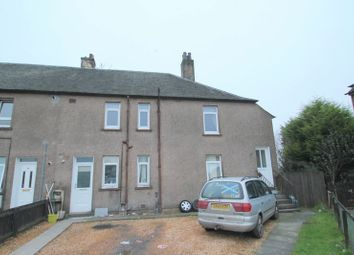 Thumbnail 3 bed flat for sale in South Street, Cambus, Alloa