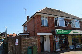 Thumbnail 1 bed maisonette to rent in Oakhill Road, Horsham, West Sussex