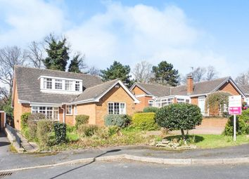 Thumbnail 5 bedroom bungalow for sale in Fairview Close, Littleover, Derby