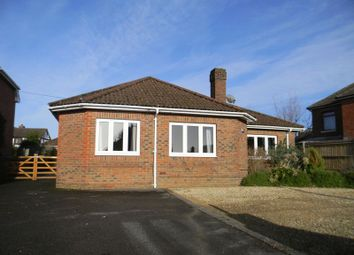 Thumbnail 3 bed bungalow to rent in Warsash Road, Warsash, Southampton