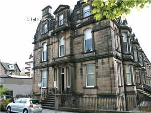 Thumbnail 2 bed flat to rent in Merchiston Avenue, Edinburgh