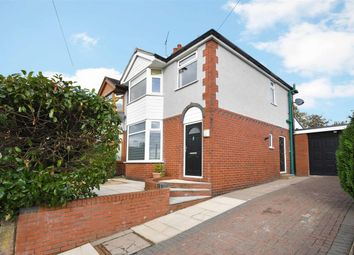 Thumbnail 3 bed semi-detached house for sale in Garnett Road West, Newcastle Under Lyme, Porthill