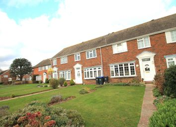 Thumbnail 3 bedroom terraced house to rent in Singleton Crescent, Goring-By-Sea, Worthing