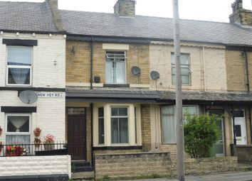 Thumbnail 2 bedroom terraced house for sale in New Hey Road, Bradford