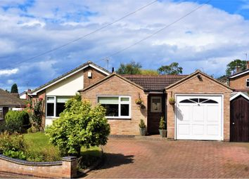 Thumbnail 4 bed detached bungalow for sale in Carterdale, Whitwick