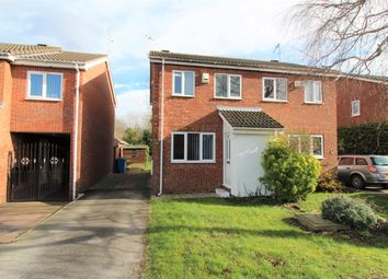 2 bed semi-detached house for sale in Broomhead Close, Sutton-On-Hull, Hull HU8