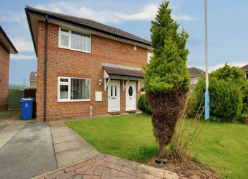Thumbnail 2 bedroom semi-detached house for sale in Bishop Temple Court, Hessle