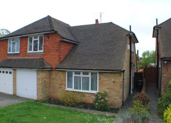 Thumbnail 3 bed bungalow for sale in Bushy Croft, Bexhill-On-Sea