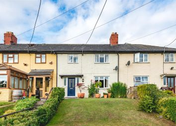 Thumbnail 3 bed terraced house for sale in Tregynon, Newtown