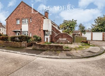 Thumbnail 2 bed flat to rent in Brockley Close, Broadwater, Worthing