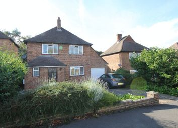 Thumbnail 3 bed detached house to rent in Fairlawn Drive, East Grinstead