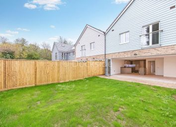 Thumbnail 4 bedroom terraced house for sale in Phoenix Mews, Blue Bell Hill, Chatham