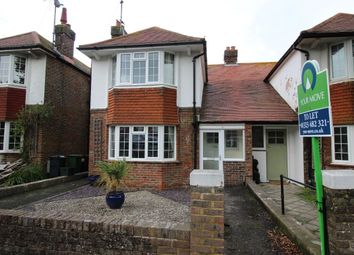 Thumbnail 3 bed semi-detached house to rent in Longland Road, Eastbourne