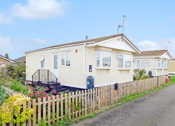 Thumbnail 2 bed detached bungalow for sale in Sunnyside Park, Sea Lane, Ingoldmells, Skegness