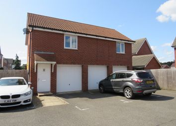 Thumbnail 2 bed detached house for sale in Bahram Road, Costessey, Norwich