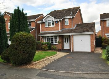 Thumbnail 3 bedroom detached house for sale in Cote Road, Shawbirch, Telford, Shropshire