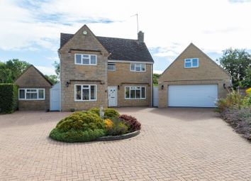 Thumbnail 5 bedroom detached house for sale in Gorse Close, Bourton On The Water, Gloucestershire