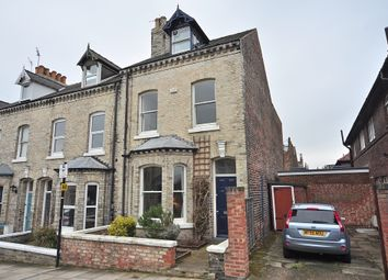 Thumbnail 4 bedroom end terrace house for sale in Millfield Road, York, North Yorkshire