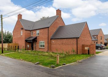 Thumbnail 5 bed detached house for sale in The Firs, Wyaston, Ashbourne, Derbyshire