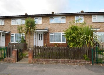 Thumbnail 3 bed terraced house for sale in Temple Way, East Malling, West Malling