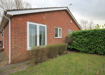 Thumbnail 1 bedroom bungalow for sale in Glanton Close, Chester Le Street