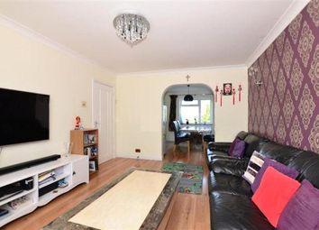 Thumbnail 4 bedroom semi-detached house for sale in Snodhurst Avenue, Chatham, Kent
