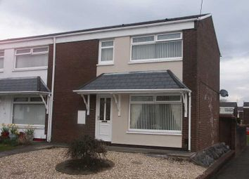 Thumbnail 3 bed property to rent in 47 Llansawel, Briton Ferry, Neath .