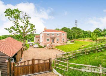 Thumbnail 5 bed detached house for sale in Colts Hill, Five Oak Green, Tonbridge