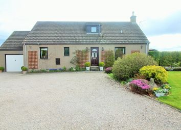 Thumbnail 4 bed detached house for sale in College Of Roseisle, Forres