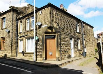 Thumbnail 2 bed terraced house for sale in Central Buildings, Stainland, Halifax