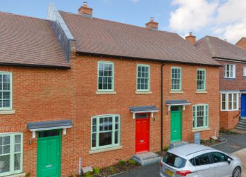 Thumbnail 3 bed terraced house for sale in Elmwood Park, The Street, Woodnesborough