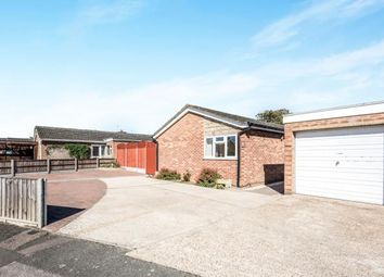 Thumbnail 3 bedroom bungalow for sale in The Firs, Kempston, Bedford, Bedfordshire