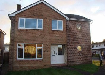 Thumbnail 4 bedroom detached house to rent in Highbury Close, Fair Oak, Eastleigh