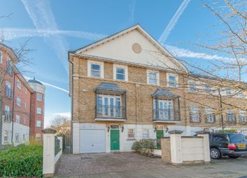 Thumbnail 4 bed detached house to rent in Trinity Church Road, London