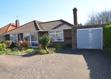 3 bed detached bungalow for sale in Mill Lane, Felixstowe IP11