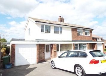 Thumbnail 3 bed semi-detached house for sale in Fairways Drive, Burnley, Lancashire