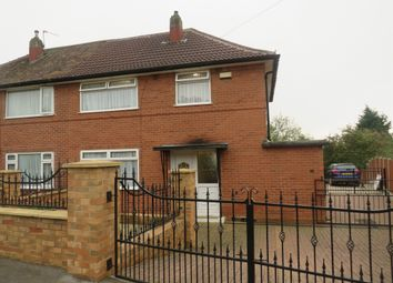 Thumbnail 3 bedroom semi-detached house for sale in Lambrigg Crescent, Seacroft, Leeds