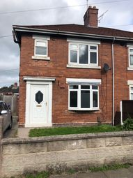 Thumbnail 3 bedroom semi-detached house to rent in Hesketh Avenue, Stoke-On-Trent